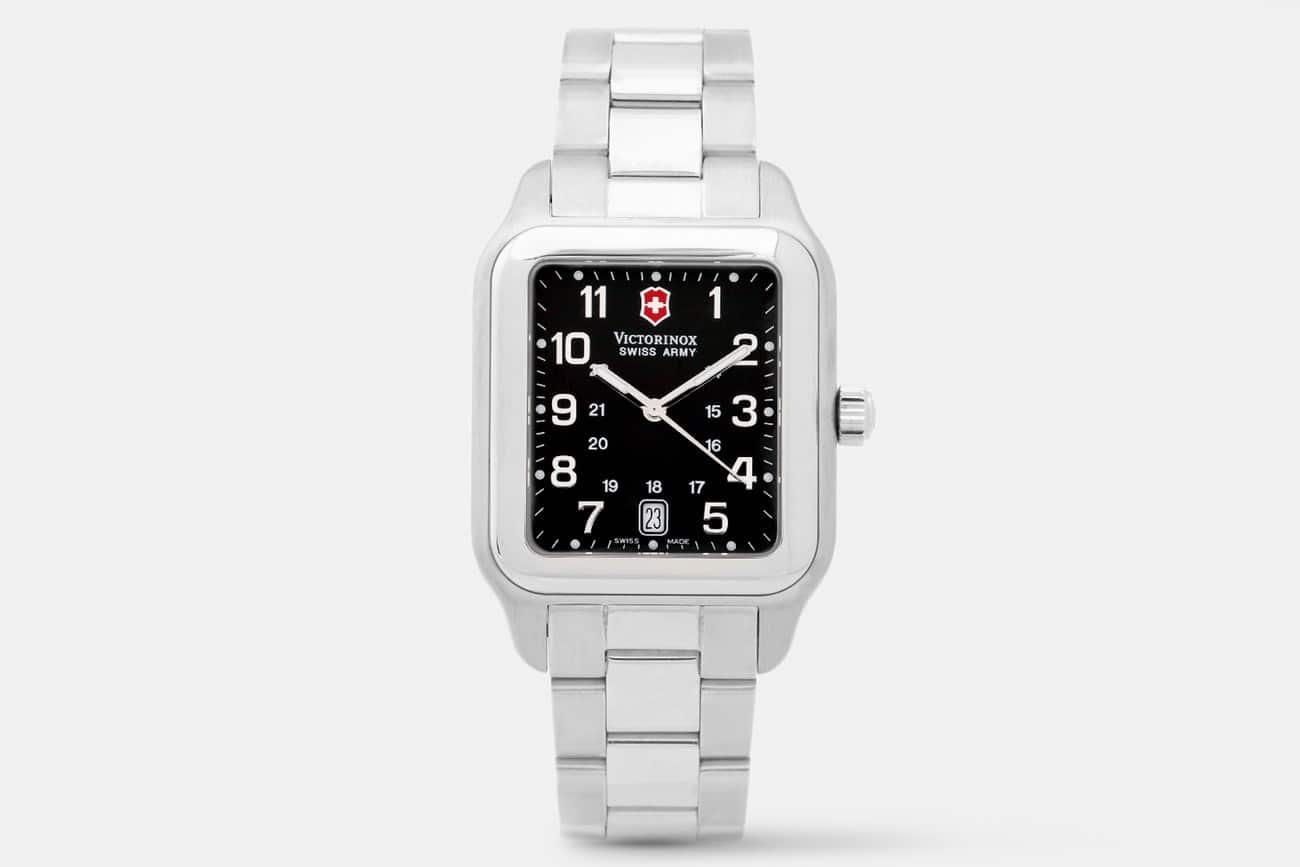 Victorinox Classic Officer's 1884 Quartz Watch /w Free Shipping $99.99