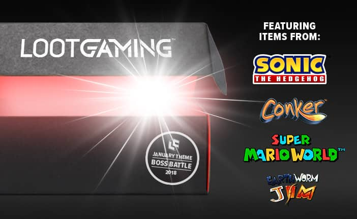 Loot Crate - 40% Off All Loot Gaming Subscription Plans + $15 Loot Vault Credit