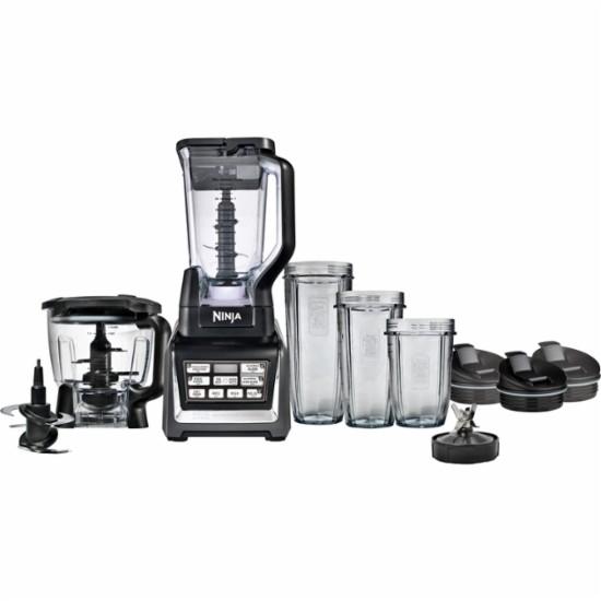 Nutri Ninja 72oz 1500W Blender /w Auto IQ Kitchen System $99.00