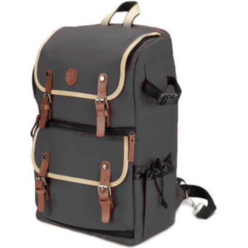 GOgroove via Amazon - $20.30 off Full-size DSLR Camera Backpack (Various Colors) $49.69
