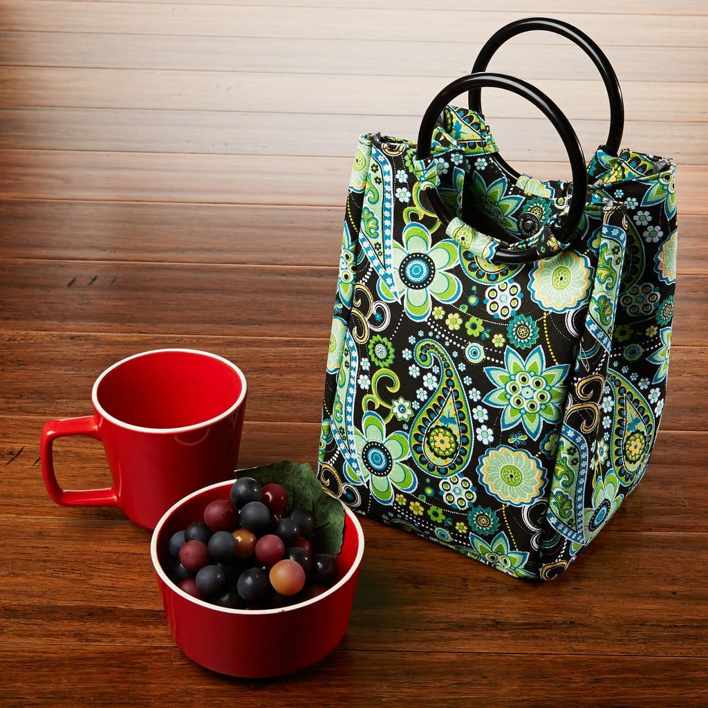Fit & Fresh - $8 Off Retro Insulated Lunch Bag (Various colors) + F/S $7