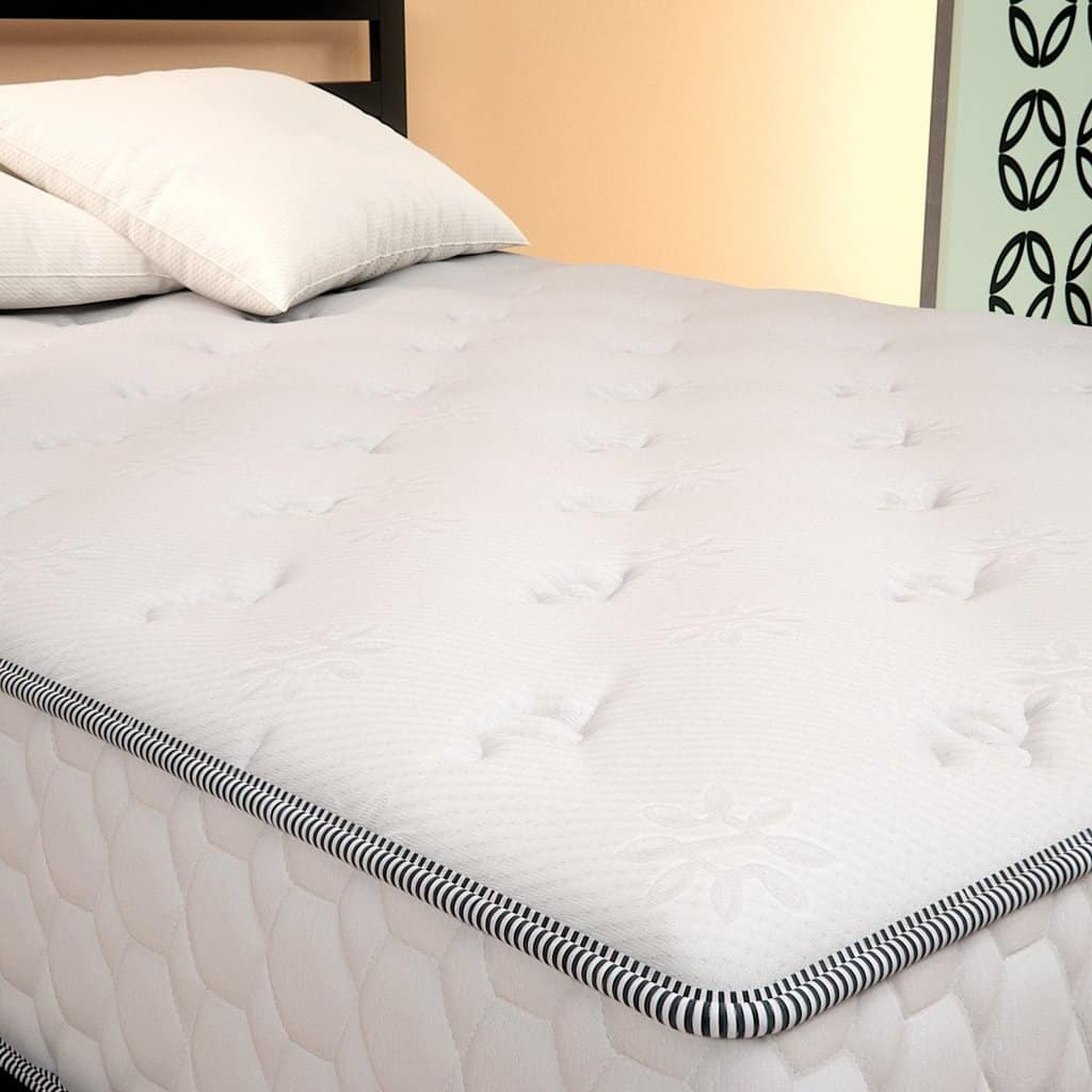 """Zinus: 40% Off Cooling Pocketed iCoil Spring Mattress (10"""") - from $138 + F/S"""