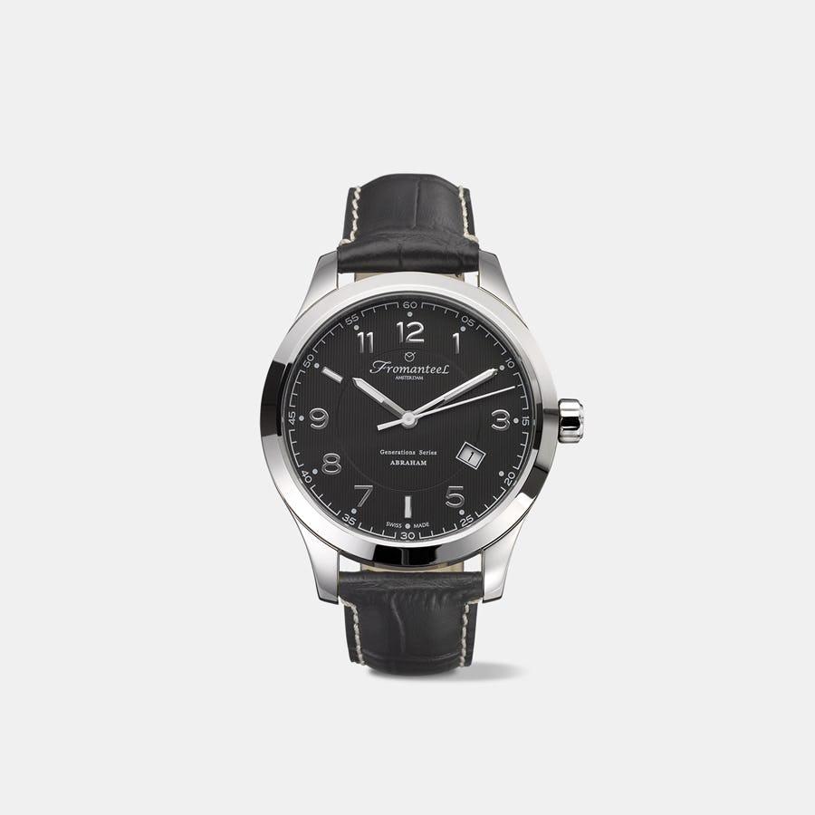 Fromanteel - Men's Generations Abraham Quartz Watch + Free Shipping $199.99