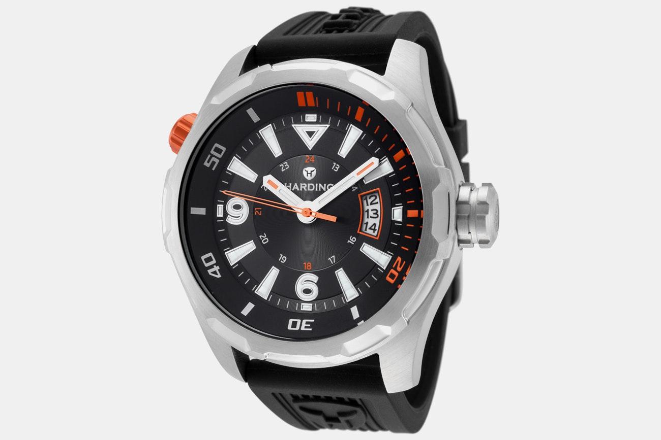 Harding - Aquapro Diver Quartz Watch + Free Shipping $79.99
