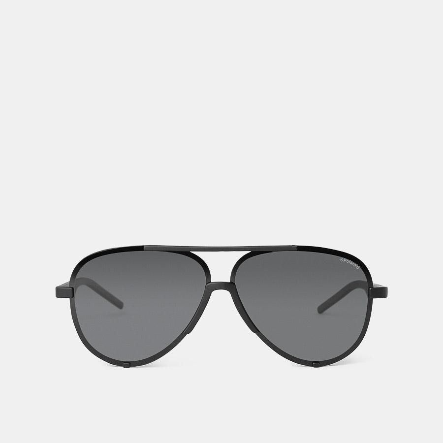 Polaroid - Polarized Aviator Sunglasses $24.99 + $2.75 shipping
