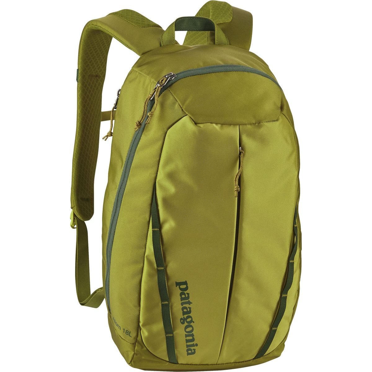 Patagonia via Backcountry - 50% Off Atom 18L Backpack (Golden Jungle) $39.50