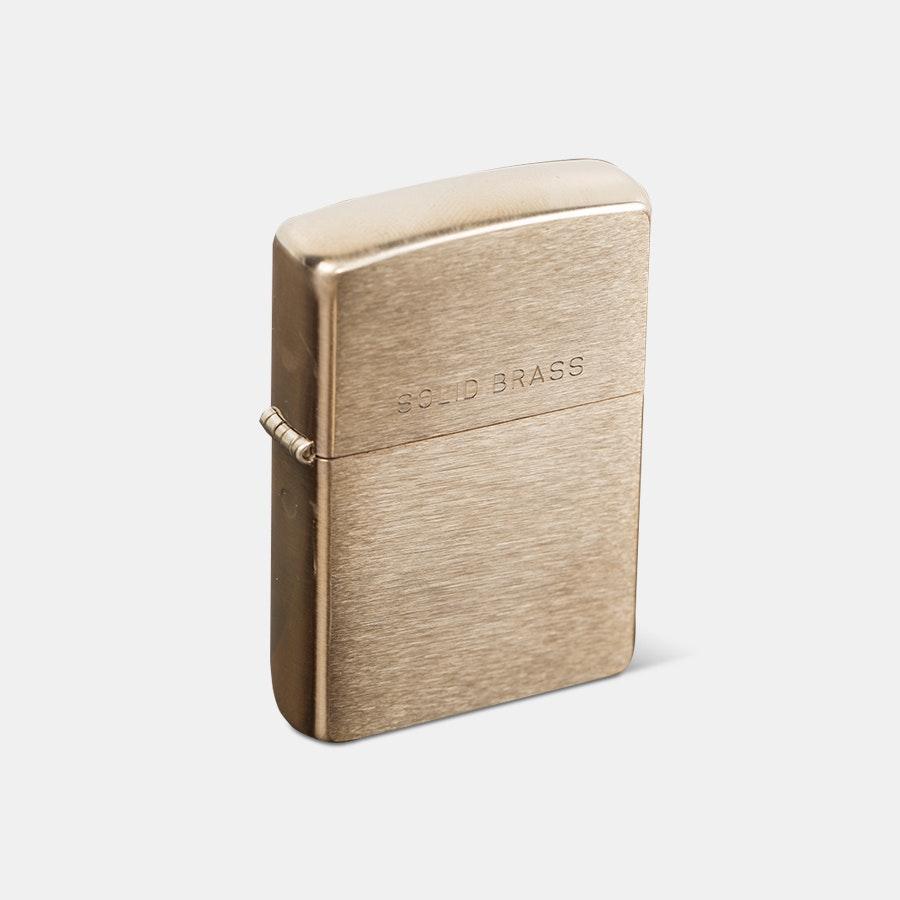 Zippo - Brass Lighter $17.74