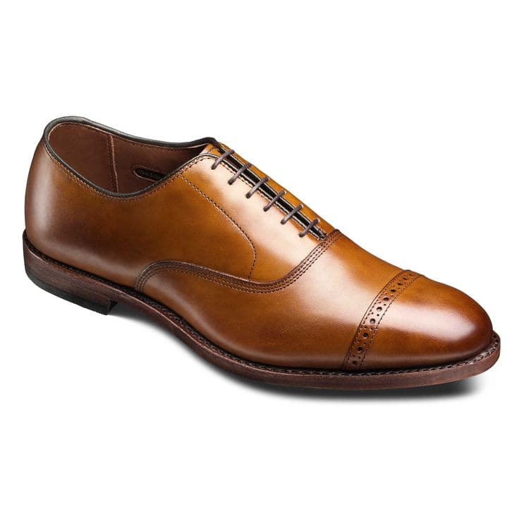 Allen Edmonds - 15% Off Craftsman's Favorites: Macneil Wingtip $255, Fifth Avenue Oxford $361.25, Boulevard $361.25, Hale $361.25, & More