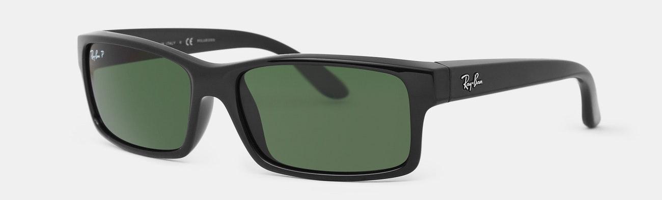 Ray-Ban - RB4151 Polarized Sunglasses $72.74