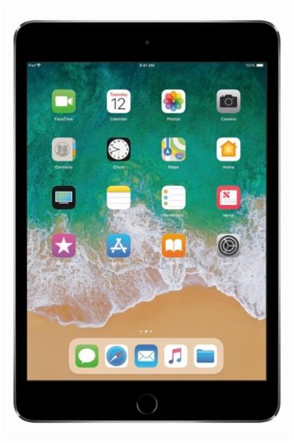 iPad mini 4 Wi-Fi 128GB - Space Gray $299