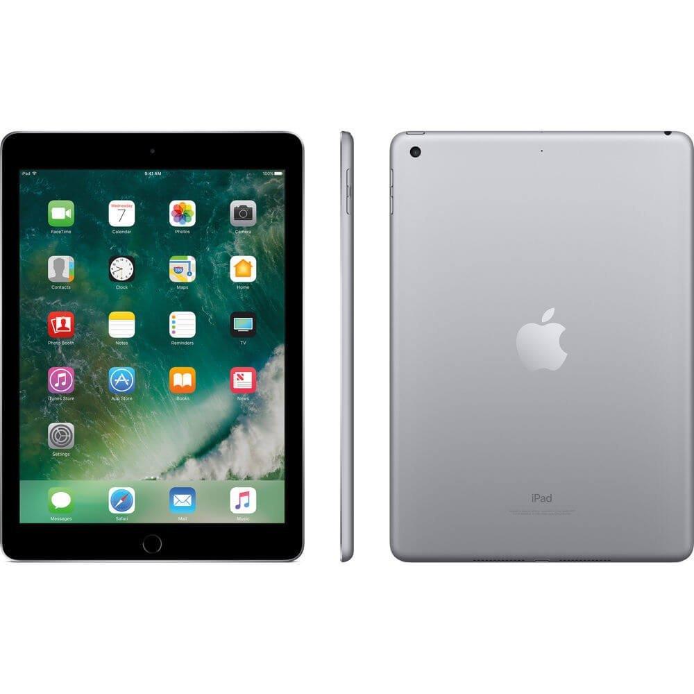 """Apple iPad 9.7"""" (2017) 128GB Wi-Fi - Space Grey - $379.99"""