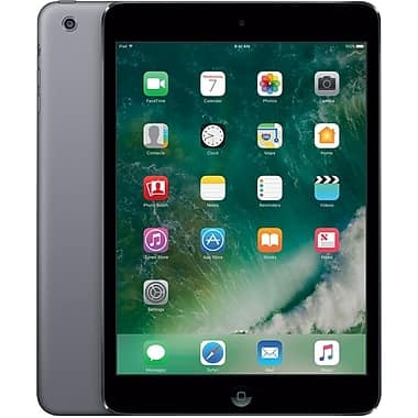 iPad 9.7 32 GB Space Gray- $289.00