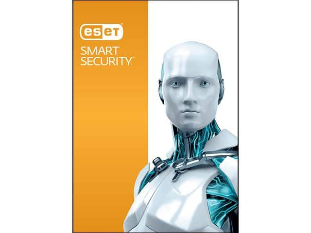 ESET Smart Security for $9.99 - shipping is $3 @ Newegg