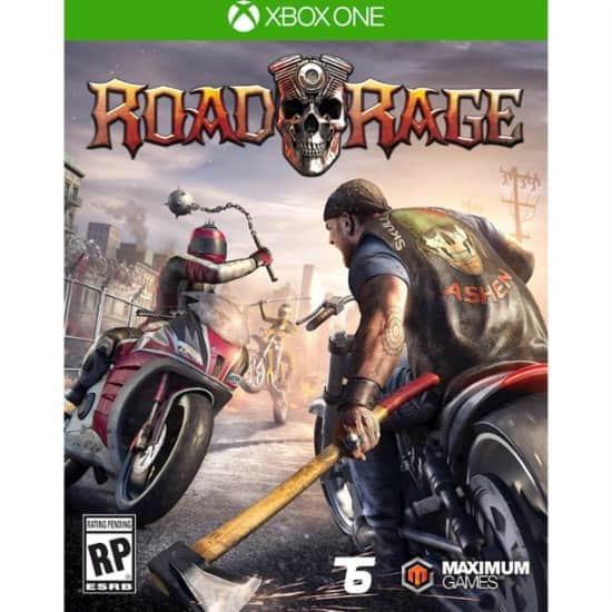 Bestbuy Road Rage Xbox One 9.99 with 8.99 in store pickup $8.99