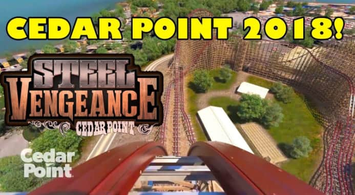 CEDAR POINT - 2018 Season - Free and Discount Tickets, Bus Charters, Hotels, Videos, News, Contests, Jobs Year Round Master Thread