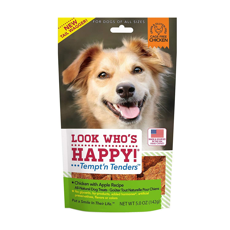 Look Who's Happy Dog Treats - 1.68 w/5+ S&S Amazon