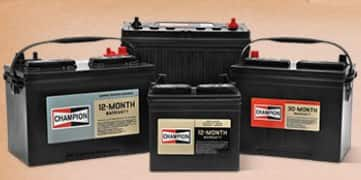 Pepboys Champion AGM Battery 25% off and $40 rebate @ Pep boys AR Rebate Ends 12/29/19