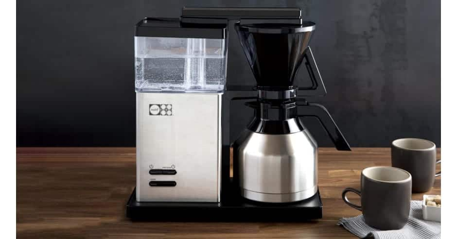 Motif Essential Pour Over Coffee Brewer w/ Thermal Carafe at MEH $49 + $5 shipping non VMP