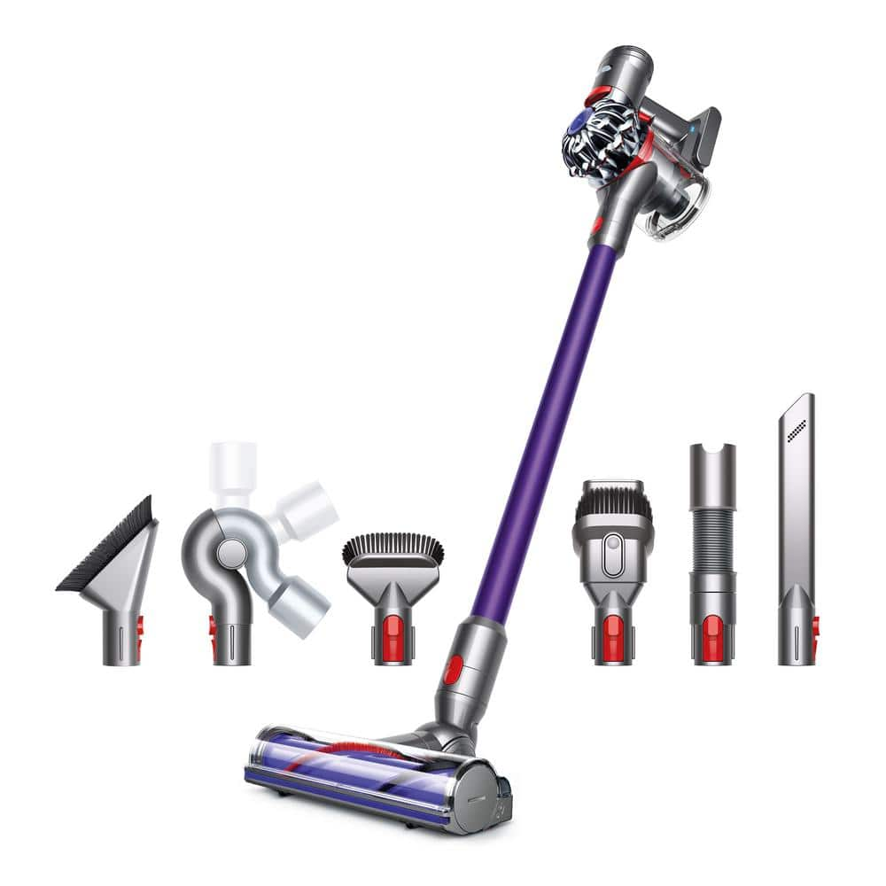 Dyson V7 Motorhead Extra Cordless Stick Vacuum Cleaner - Home Depot  today only 11/6