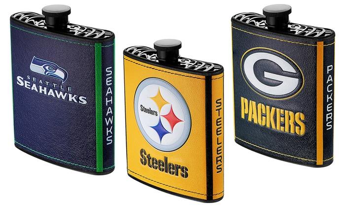 NFL Flask (7 Oz.) $11.99