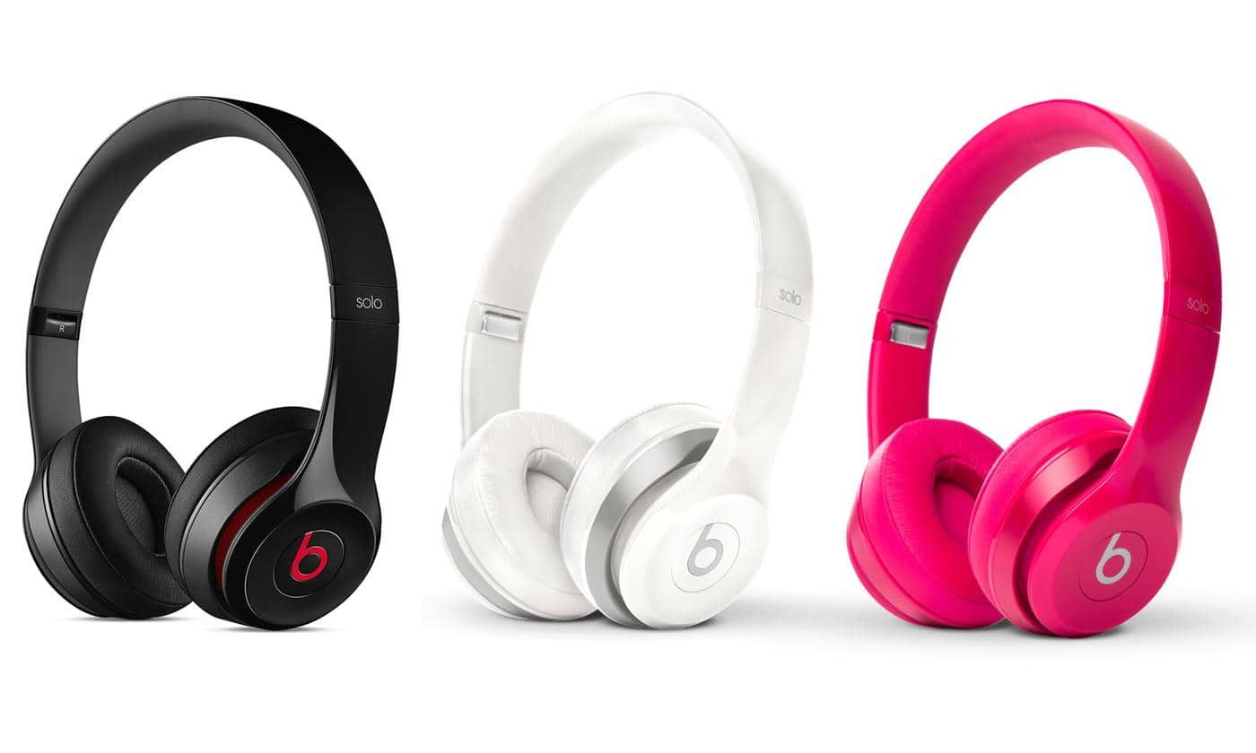 Beats by Dr. Dre Solo2 Wired On-Ear Headphones (New) $119.99