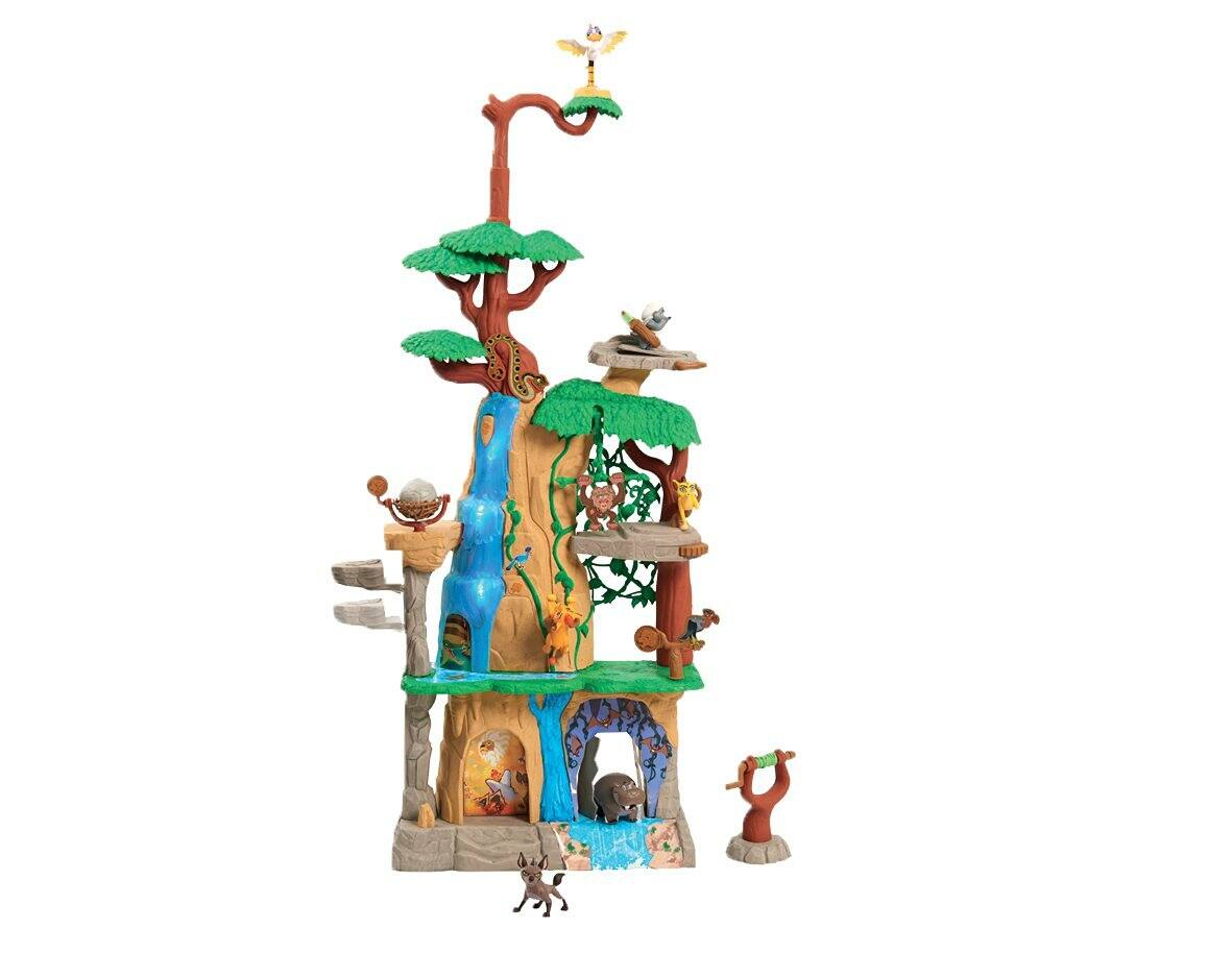 Lion Guard Training Lair Playset, Only $19.97