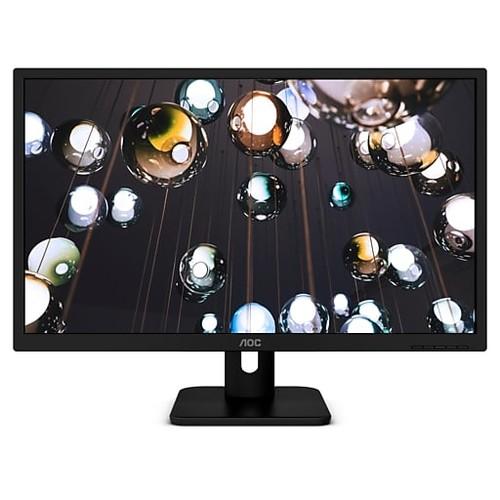 "AOC 27E1H 27"" Full HD LED Monitor, Black - $109.99 + Tax"