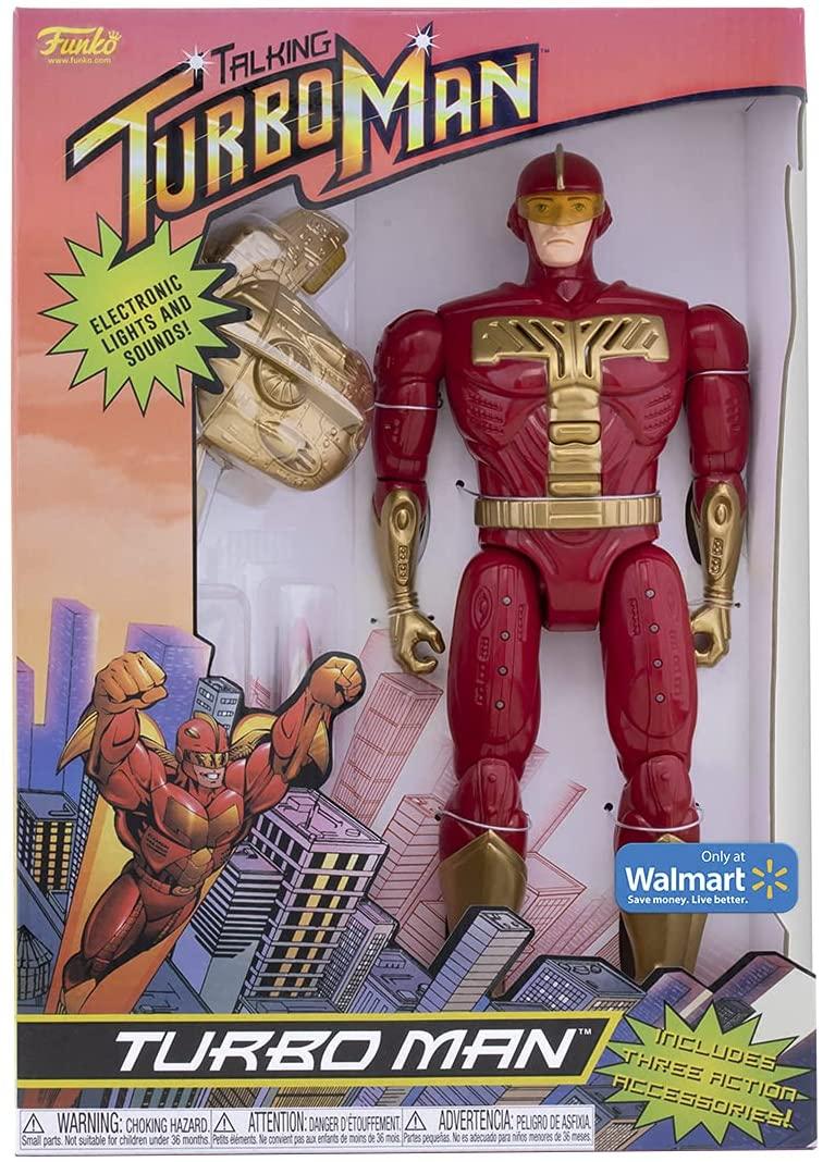 Funko Action Figure: Jingle All The Way - Turbo Man $34.88 at Walmart