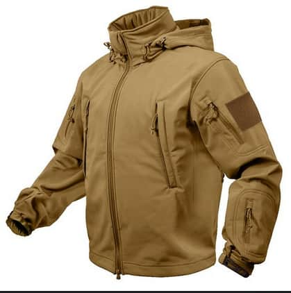Rothco Special Ops Jacket on Massdrop $70