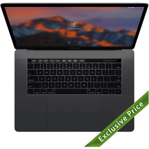 "Apple 15.4"" MacBook Pro with Touch Bar (Late 2016) Starting $1899 @BH Photo"