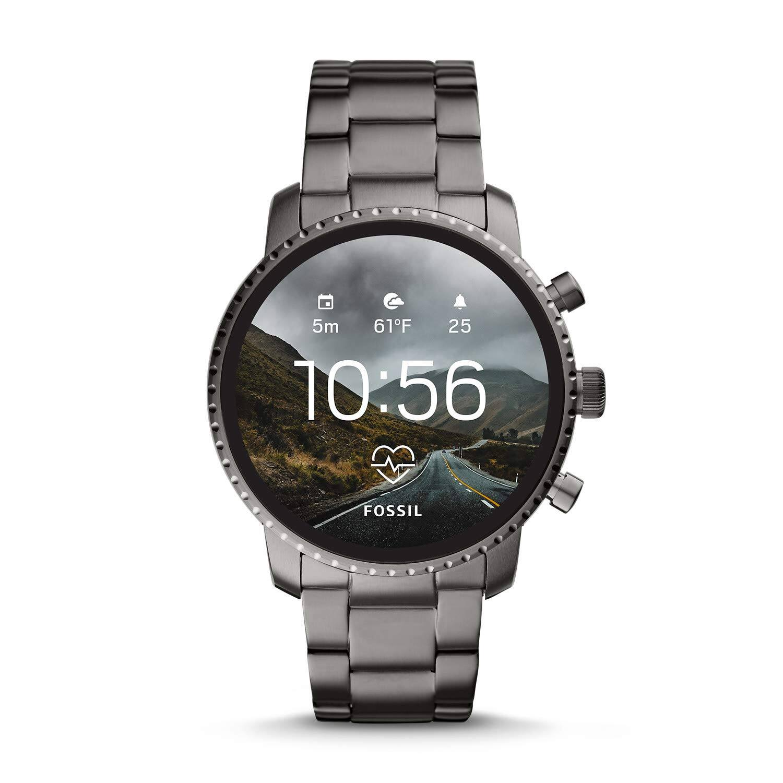 Fossil Men's Gen 4 Explorist HR Stainless Steel Touchscreen Smartwatch $131.25 + Free Shipping