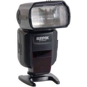 B&M and YMMV - Sunpak DF3600U Flash for Canon and Nikon cameras @ $17