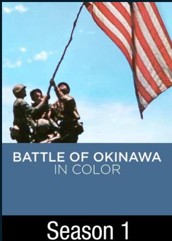 FREE! Vudu.com Battle of Okinawa in Color