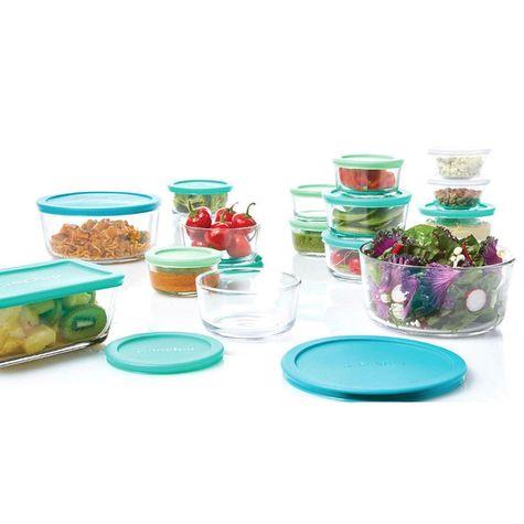 Anchor Hocking 30 Piece Glass Food Storage Set, $9.99 AR, Shopko.com (Free store p/u)