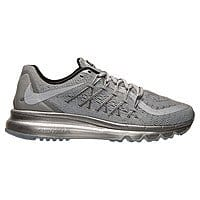 Finish Line Deal: Men's Nike Air Max 2015 Reflective Running Shoes $118
