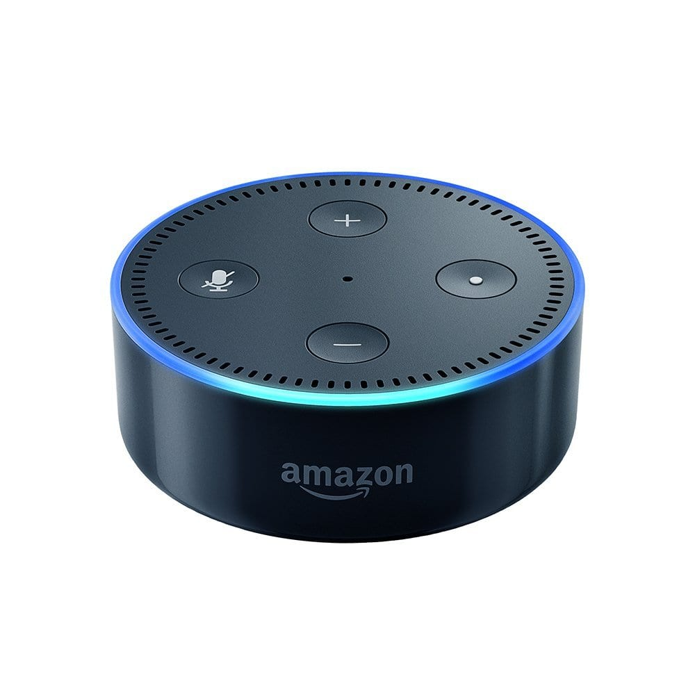 Certified Refurbished Echo Dot (2nd Generation) - Black(NOW $34.95)