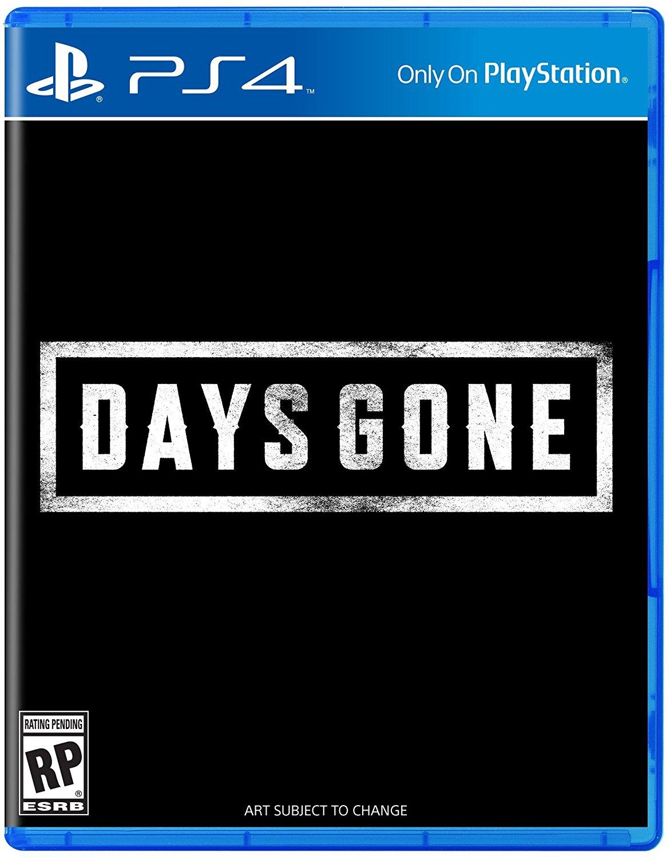 Days Gone - Playstation 4$47.99