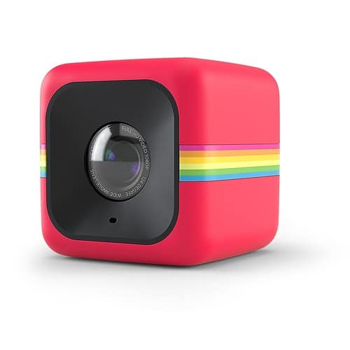 Polaroid Cube+ 1440p Mini Lifestyle Action Camera with Wi-Fi & IS $99.99