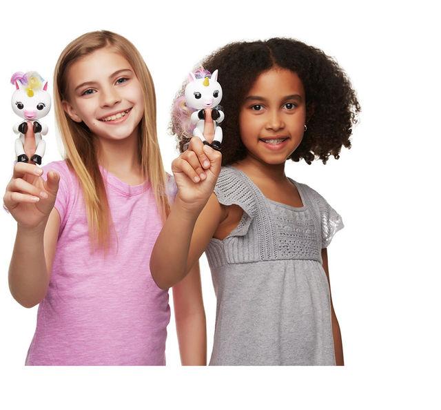 GiGi Unicorn Fingerling Toys R Us $17.99