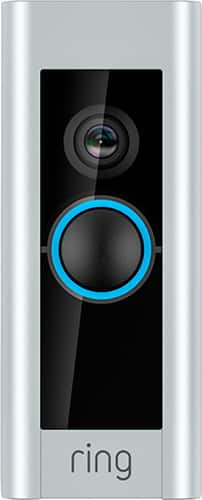 Ring Video Doorbell Pro 1080p HD 5Ghz WiFi $169 (Pricematch to B&H Photo at BestBuy)