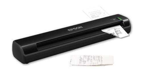 [Refurbished] Epson WorkForce DS-30 Portable Document Scanner - 600 DPI x 600 DPI $39.99