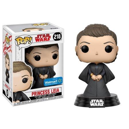 Funko POP! Star Wars: The Last Jedi - General Leia $3.98 Free store pickup. Walmart.com