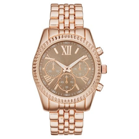 Mossimo Women's Bracelet Watch Rose Gold $7 Free Shipping