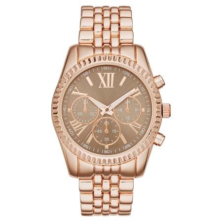 Mossimo Women's Bracelet Watch Rose Gold $7 Free Shipping