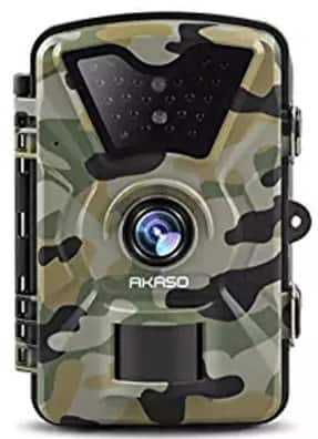 12MP Trail Camera with Infrared Night Vision $35.99 AC