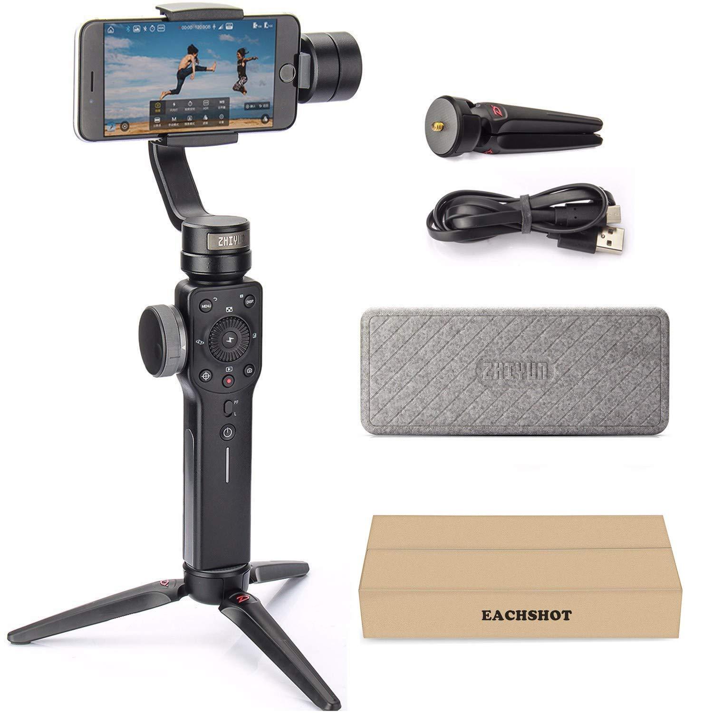 Zhiyun Smooth-4 Smartphone Gimbal for $99 + FS