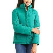 Women's Puffer Jacket Coat $12.96