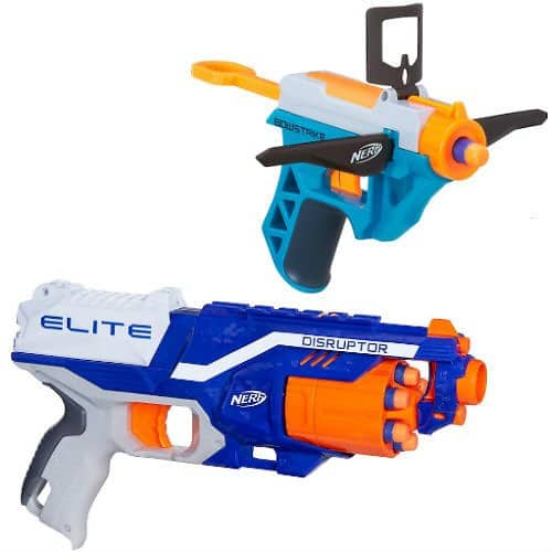 Nerf N-Strike Bow Strike Blaster $5.39