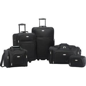 Samsonite 5-Pc Luggage Set $79.99