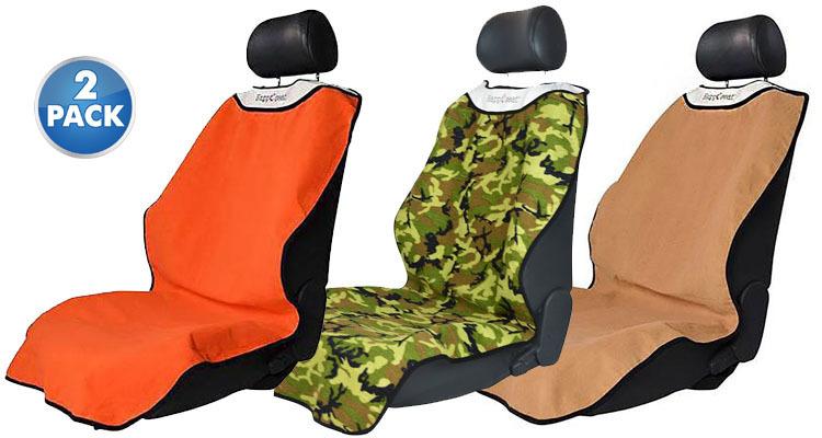 [2-Pack] Happeseat Car Seat Protector $14.97